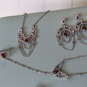 Chloe and Isabel Ethereal Chandelier Set